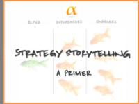Strategy Storytelling