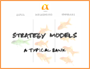 Strategy Models A Typical Bank