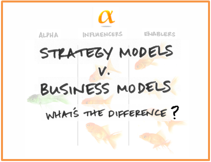 Strategy v. Biz Models